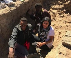 CAC Alumna Awarded National Geographic Young Explorers Grant